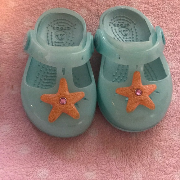 e6039bf57758d0 CROCS Other - Baby girl crocks two pair twins
